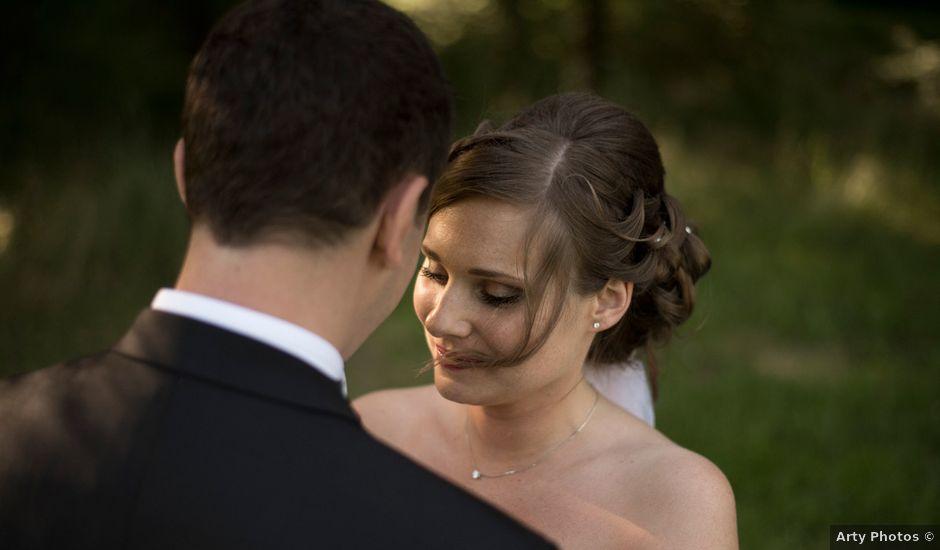 Le mariage de Loïc et Mylène à Roanne, Loire