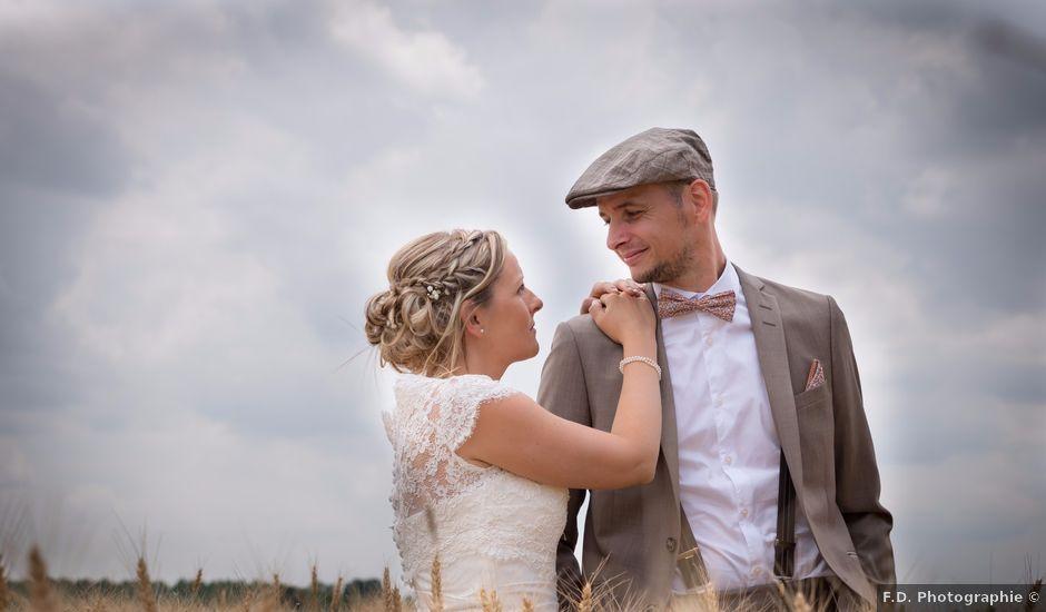 Le mariage de Ludovic et Isabelle à Abergement-la-Ronce, Jura