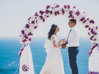 Le mariage de Sveta et Dima
