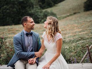 Le mariage de Maëlys et Adrien
