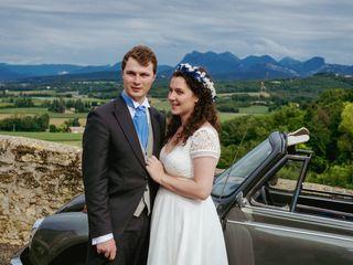 Le mariage de Anne-Brune et Ambroise