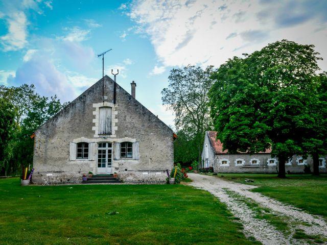 Le mariage de Florian et Carla à Saumur, Maine et Loire 5
