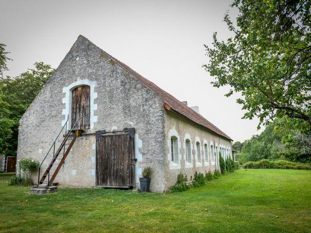 Le mariage de Florian et Carla à Saumur, Maine et Loire 7