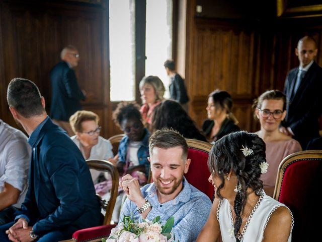 Le mariage de Florian et Carla à Saumur, Maine et Loire 32