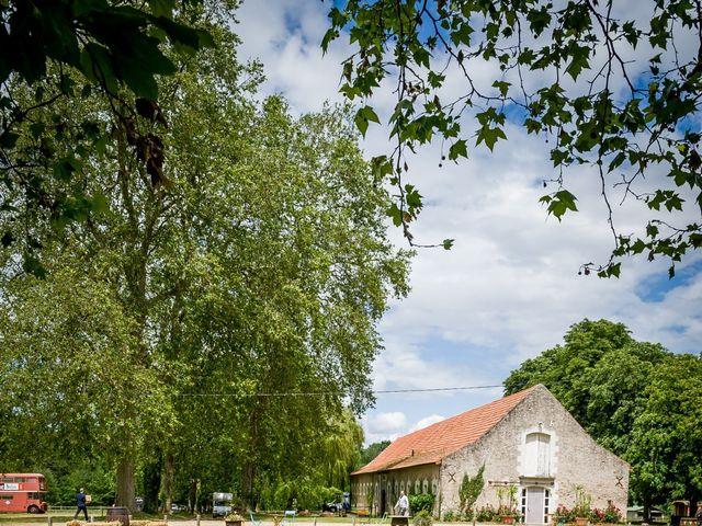 Le mariage de Florian et Carla à Saumur, Maine et Loire 59