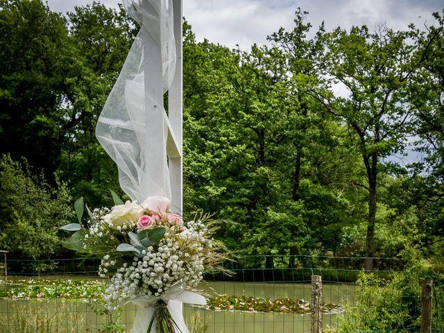 Le mariage de Florian et Carla à Saumur, Maine et Loire 61