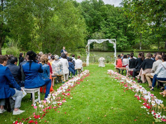 Le mariage de Florian et Carla à Saumur, Maine et Loire 64