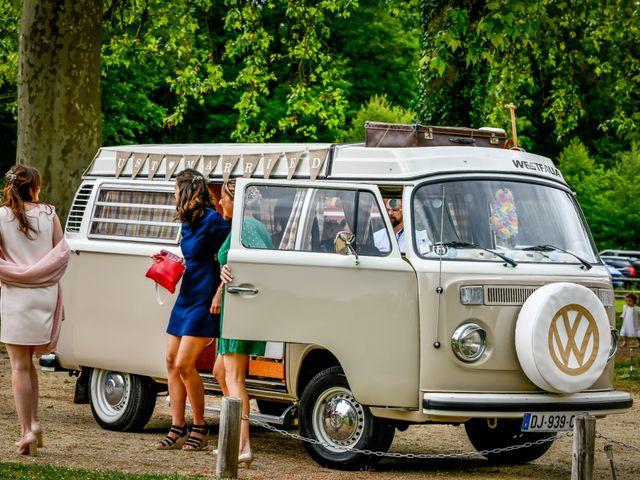 Le mariage de Florian et Carla à Saumur, Maine et Loire 66