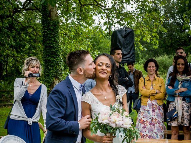 Le mariage de Florian et Carla à Saumur, Maine et Loire 69