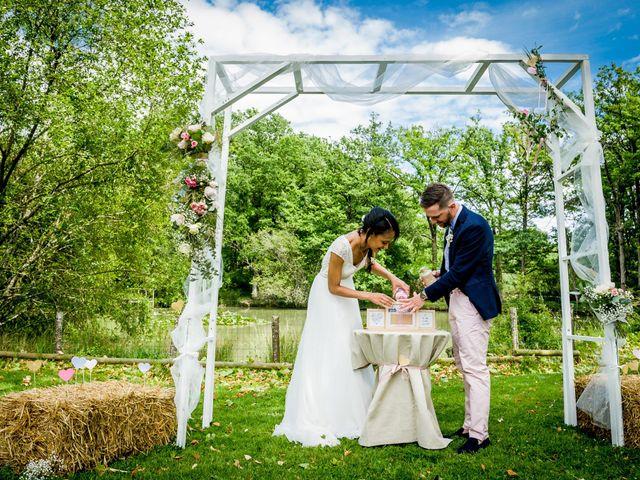 Le mariage de Florian et Carla à Saumur, Maine et Loire 72