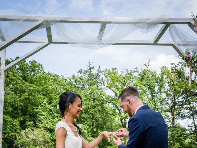 Le mariage de Florian et Carla à Saumur, Maine et Loire 75