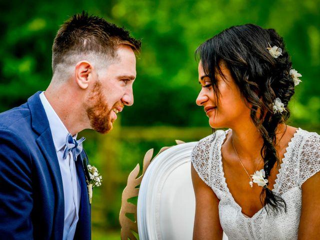Le mariage de Florian et Carla à Saumur, Maine et Loire 81