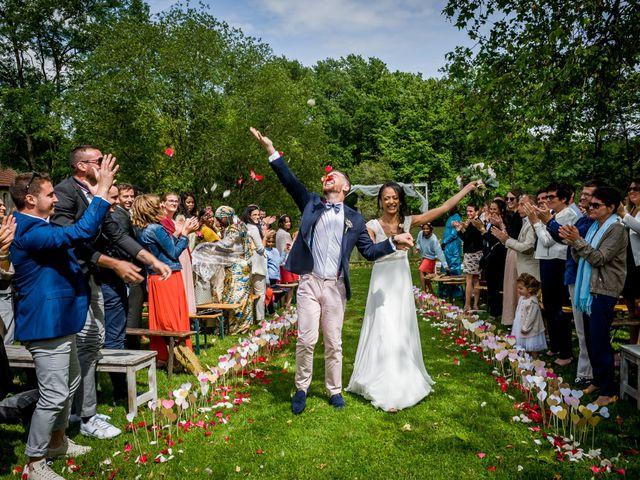 Le mariage de Florian et Carla à Saumur, Maine et Loire 90