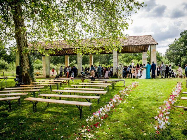 Le mariage de Florian et Carla à Saumur, Maine et Loire 91