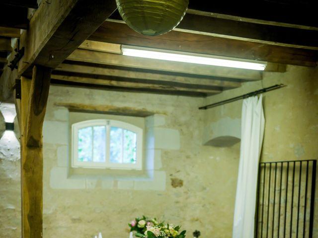 Le mariage de Florian et Carla à Saumur, Maine et Loire 107