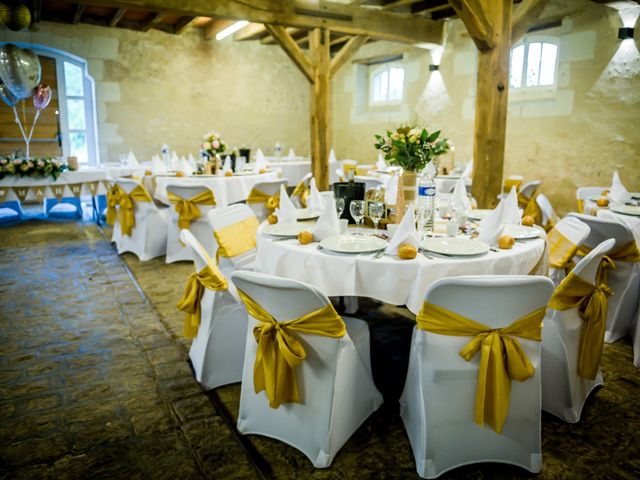 Le mariage de Florian et Carla à Saumur, Maine et Loire 111