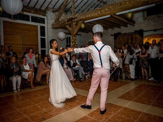 Le mariage de Florian et Carla à Saumur, Maine et Loire 123