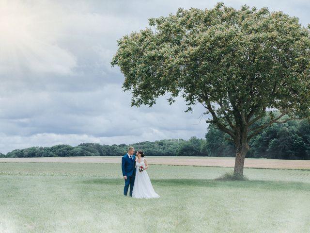 Le mariage de Linda et Thomas