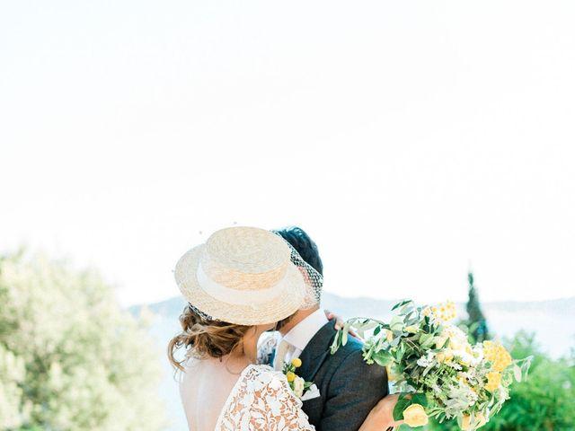 Le mariage de Julien et Françoise à Toulon, Var 40