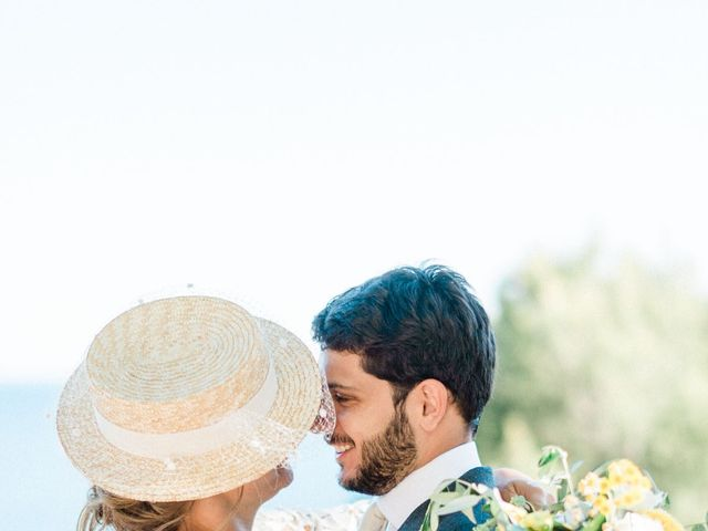 Le mariage de Julien et Françoise à Toulon, Var 41