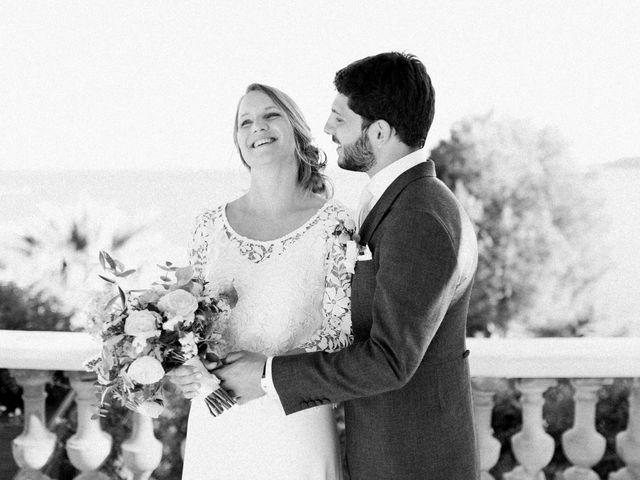 Le mariage de Julien et Françoise à Toulon, Var 47