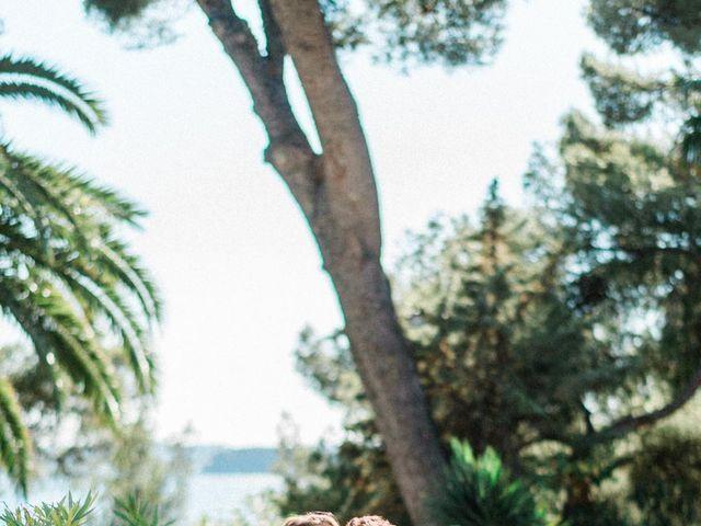 Le mariage de Julien et Françoise à Toulon, Var 52