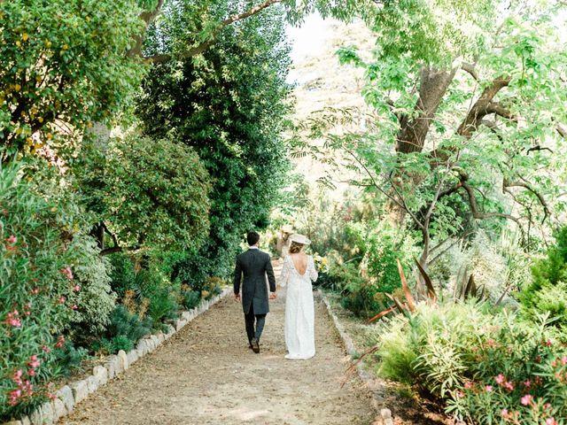 Le mariage de Julien et Françoise à Toulon, Var 58