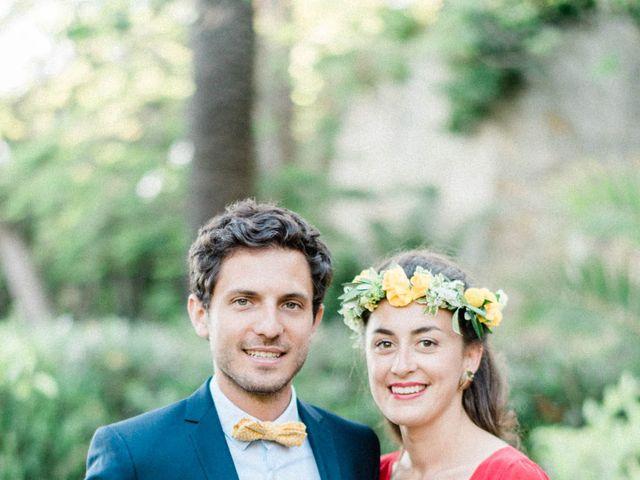 Le mariage de Julien et Françoise à Toulon, Var 95