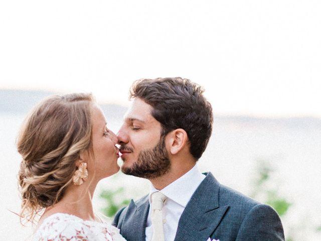Le mariage de Julien et Françoise à Toulon, Var 109