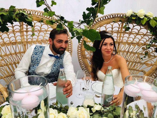 Le mariage de Cindy et Desmons