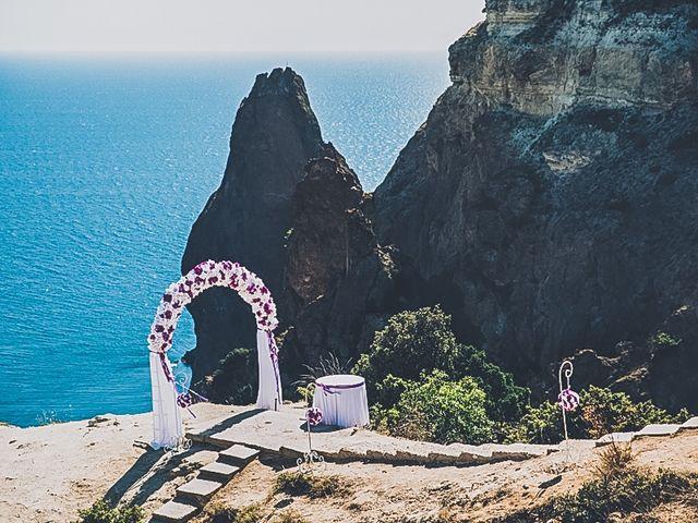 Le mariage de Dima et Sveta à Juan-les-Pins, Alpes-Maritimes 7