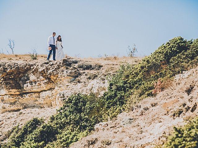 Le mariage de Dima et Sveta à Juan-les-Pins, Alpes-Maritimes 8