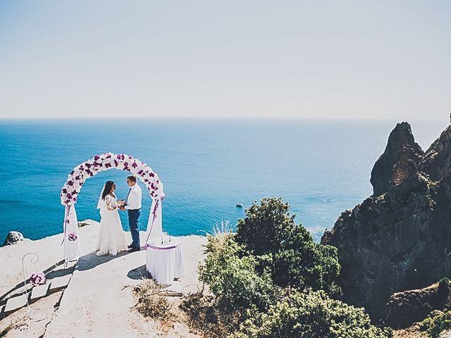 Le mariage de Dima et Sveta à Juan-les-Pins, Alpes-Maritimes 13