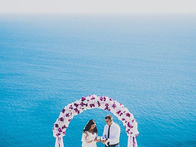Le mariage de Dima et Sveta à Juan-les-Pins, Alpes-Maritimes 14
