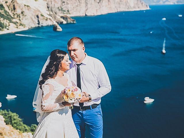 Le mariage de Dima et Sveta à Juan-les-Pins, Alpes-Maritimes 19