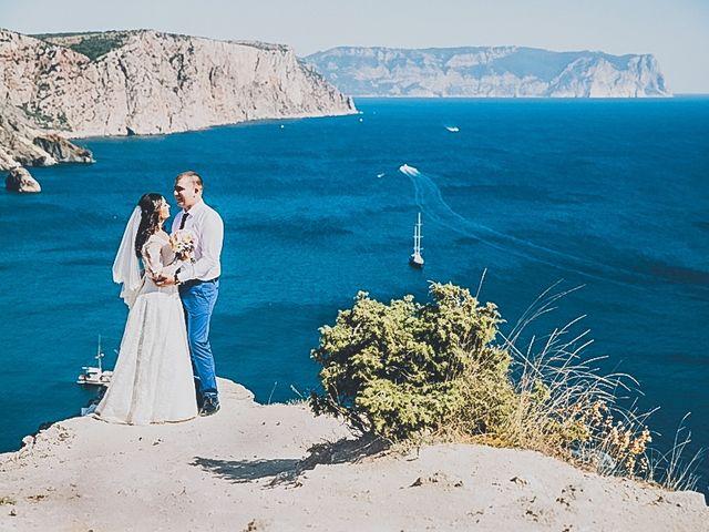Le mariage de Dima et Sveta à Juan-les-Pins, Alpes-Maritimes 20