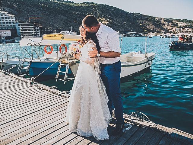 Le mariage de Dima et Sveta à Juan-les-Pins, Alpes-Maritimes 23