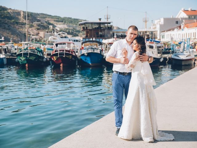 Le mariage de Dima et Sveta à Juan-les-Pins, Alpes-Maritimes 24