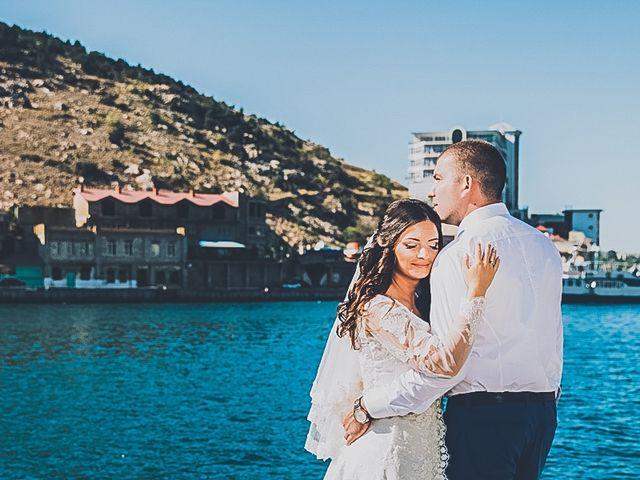 Le mariage de Dima et Sveta à Juan-les-Pins, Alpes-Maritimes 25