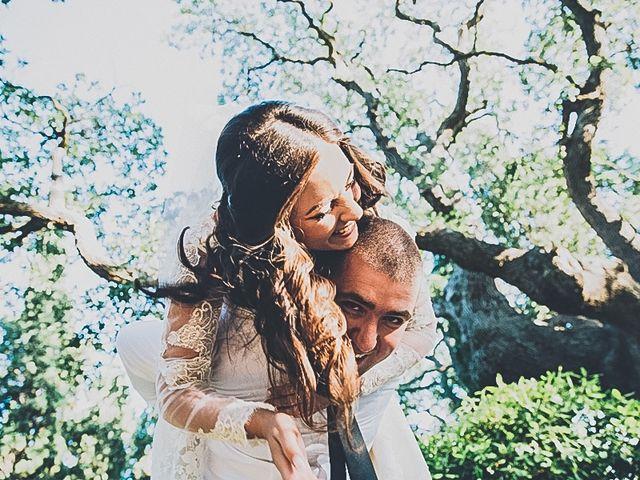 Le mariage de Dima et Sveta à Juan-les-Pins, Alpes-Maritimes 29