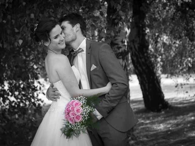 Le mariage de Nolwenn et Ronan