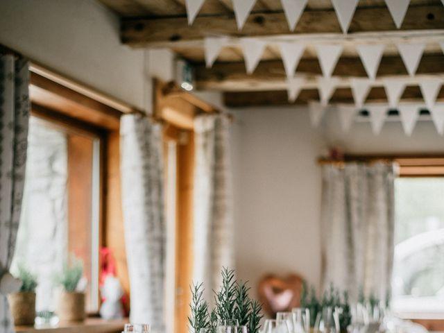 Le mariage de Adrien et Maëlys à La Giettaz, Savoie 3