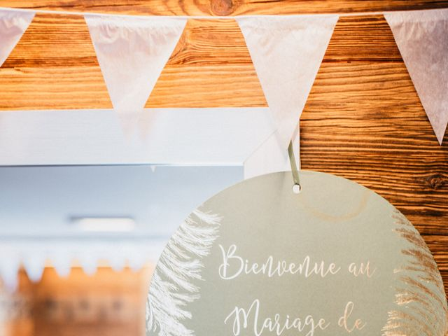 Le mariage de Adrien et Maëlys à La Giettaz, Savoie 4
