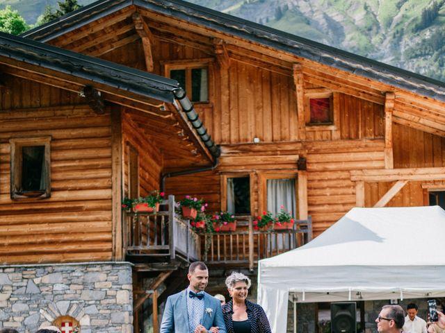 Le mariage de Adrien et Maëlys à La Giettaz, Savoie 5