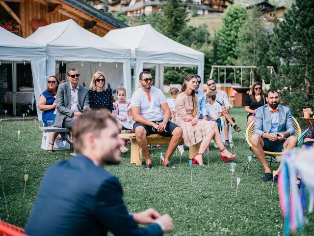 Le mariage de Adrien et Maëlys à La Giettaz, Savoie 1