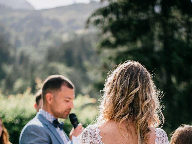 Le mariage de Adrien et Maëlys à La Giettaz, Savoie 7