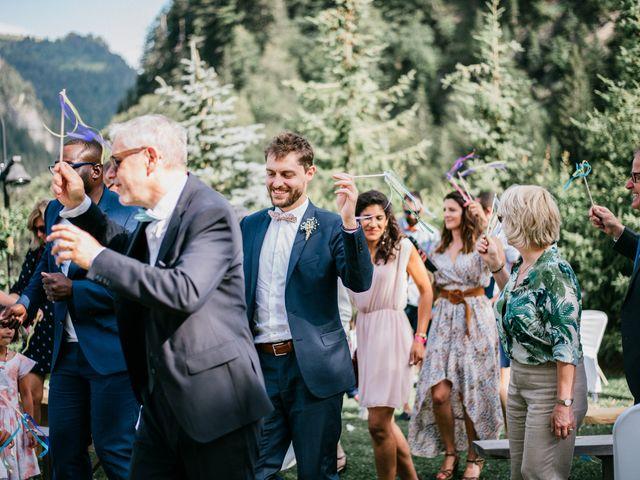 Le mariage de Adrien et Maëlys à La Giettaz, Savoie 13