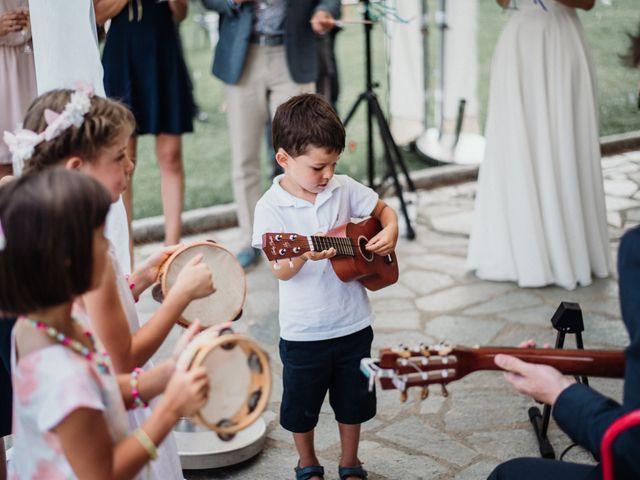 Le mariage de Adrien et Maëlys à La Giettaz, Savoie 18
