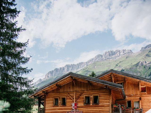Le mariage de Adrien et Maëlys à La Giettaz, Savoie 12