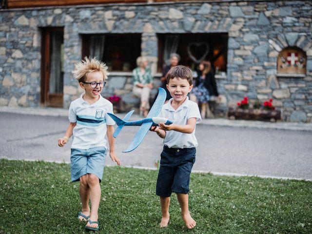Le mariage de Adrien et Maëlys à La Giettaz, Savoie 20